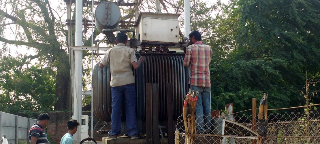 Annual Contract Transformer
