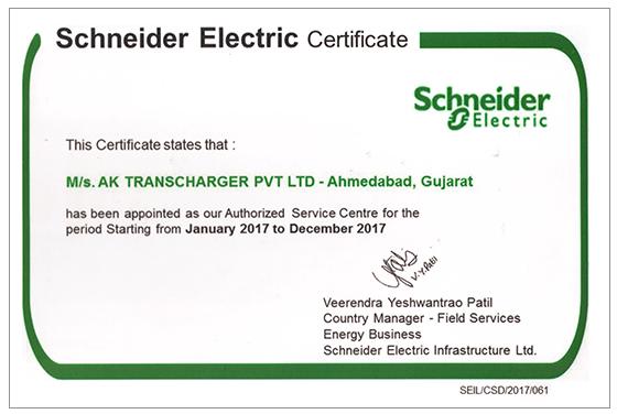 Schneider-Certificate